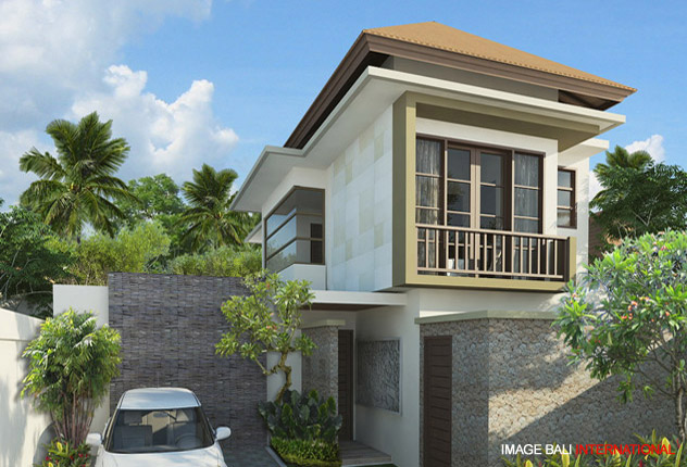 Inspiration Domestic Architecture Of Bali Modern Design In