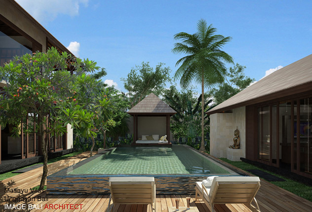 Image Bali Architects Amp Associates Modern Tropical